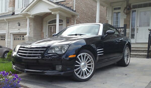 2005 Chrysler Crossfire SRT6
