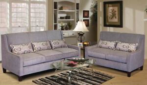 Canadian Made (Choice of Colors) sofa set starting at $899