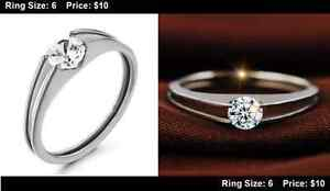 **BRAND NEW** Engagement Rings Promise Rings LOTS TO CHOOSE FROM Cambridge Kitchener Area image 8