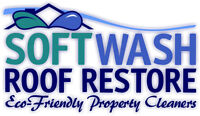 Soft Wash Roof Restore- Bring beauty back to your property