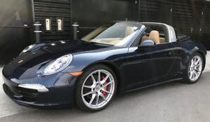 2015 Porsche 911 Targa 4S PDK
