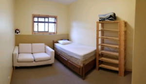 Room available July 1st, Canmore