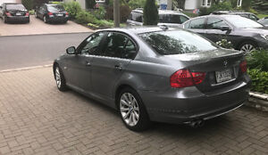 2011 BMW 3-Series cuir Berline