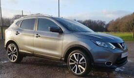 2016 16 Nissan Qashqai 1.5dCi Tekna with Navigation