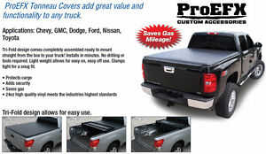 Tri-Fold Tonneau In Stock $ 325.00 while supplies last London Ontario image 3