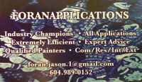*Painting Company (FORANAPPLICATIONS) (Sunshine Coast)