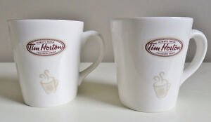 Tim Hortons 2007 Limited Edition #007 Cup Mug