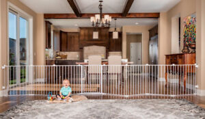 Regalo Super wide Metal Baby gate