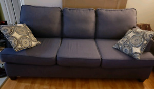 Couch for sale (3 seater and love seat)