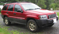 2004 Jeep Grand Cherokee Laredo SUV, Crossover