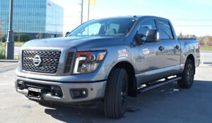 2018 Nissan Titan Midnight  - Lease Takeover - You Gain $2500!