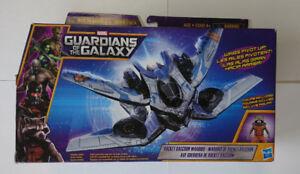 Hasbro Guardians of the Galaxy Rocket Raccoon Warbird