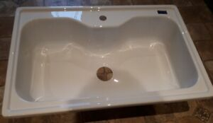 Acrylic Kitchen/Utility Sink - Never Been Used