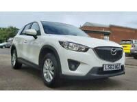 2013 Mazda CX-5 2.0 SE-L NAV 5d 163 BHP Estate Petrol Manual