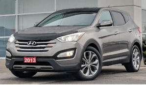 2013 Hyundai Santa Fe 2.0T Limited: Loaded,Clean. Low KMs,Extras