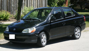 2000 Toyota Echo with Safety, E-test, UVIP - Ready to go