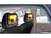 Automobile headrest DVD player Wholesale 10! All of tham new!