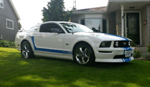 2008 Mustang GT Low k's Light  Mods.