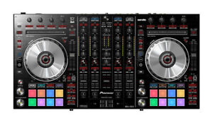 Pioneer DDJ SX2 with Gator Road Case