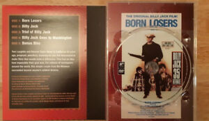 Billy Jack 35th Anniversary Ultimate Collection (Billy Jack/Born