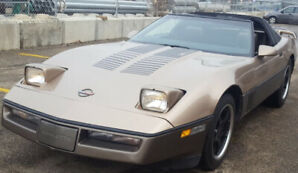 1985 Chevrolet  Corvette very good condition
