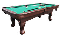 Pool table - Multi game table