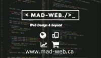 Web Design Wordpress E-Commerce Seo SMM and more! 【MAD-Web】