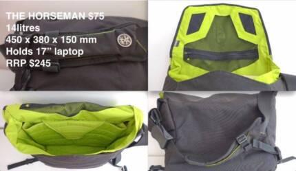 "Crumpler Bag ""The Horseman"""