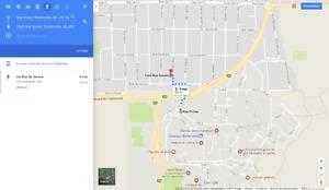 Chambre à louer à 350m de l'UdeS