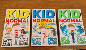Kid normal books
