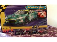 Scalextric GT RACERS