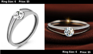 **BRAND NEW** Promise Rings LOTS TO CHOOSE FROM Kitchener / Waterloo Kitchener Area image 7