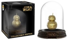 STAR WARS GOLD BB-8 Hot Topic Exclusive Pop