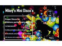 Mikey 's Mini Discos