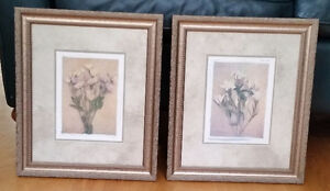 FRAMED ART PRINT LERNER (SET OF 2) West Island Greater Montréal image 1
