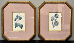 2 small framed Pictures - come together