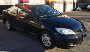 2005 Honda SE Coupe Low Mileage! 1-owner!! 2yr warranty!!