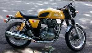 FACTORY BUILT CAFE RACER WITH WARRANTY