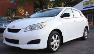 2010 Toyota Matrix AUTO**AC**great deal**LOW mileage 114,000km