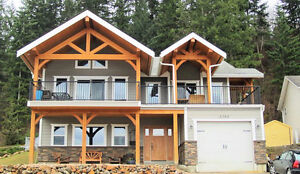 Blind Bay House for Sale- Salmon Arm