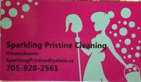 Sparkling Pristine Cleaning