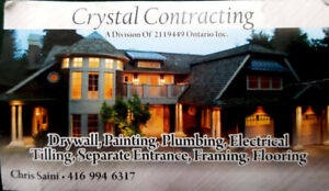 Crystal Contracting - Best Renovations