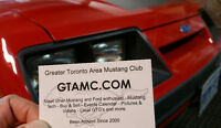Greater Toronto Area MUSTANG Club - GTAMC