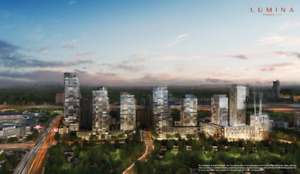 LUMINA CONDOMINIUMS - DON MILLS & SHEPPARD - NEXT TO TTC SUBWAY