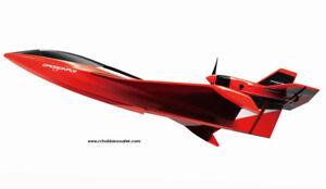 New RC Airplane  DragonFly All-terrain Flight Brushless, RTF