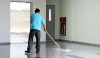 COMMERCIAL CLEANER FULL TIME NEEDED