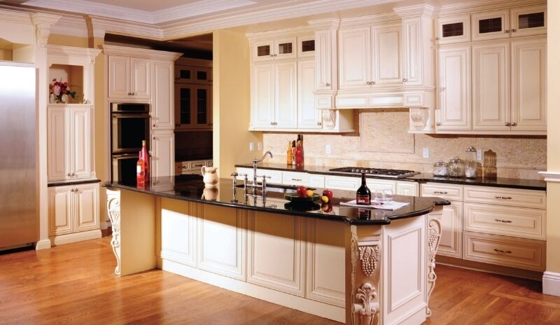 Solid Wood Kitchen Cabinets Warehouse Sale Cabinets