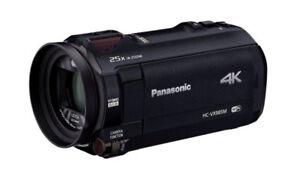 Panasonic Camcorder HC-VX985M - Résolution 4K - NEUVE!
