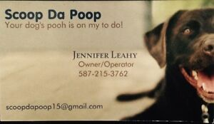 LOOKING FOR A POOPER SCOOPER?