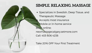 Licensed Mobile Massage Therapy